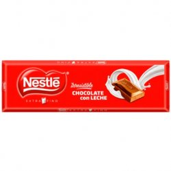 Chocolate Nestle Extrafino 30 paquetes
