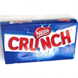 Chocolate Nestle Crunch 15 paquetes