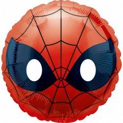 1 Globo De Spiderman Emoji De Foil