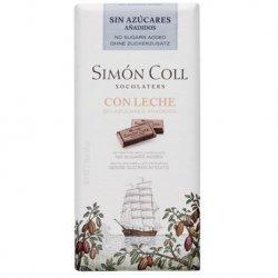 Chocolate Tableta de Choco Leche 10 paquetes