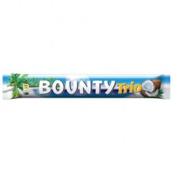 Chocolate Barrita Bounty Trio 21 paquetes