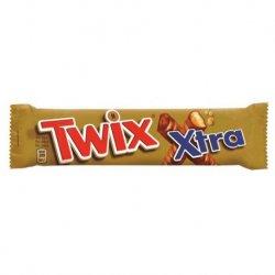 Chocolate Barrita Xtra Twix 30 paquetes