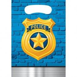 8 Bolsas De Policia