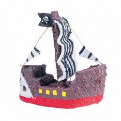1 Piñata De Barco Pirata