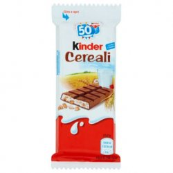 Kinder Cerealli 40 paquetes