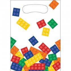 8 Bolsas Lego