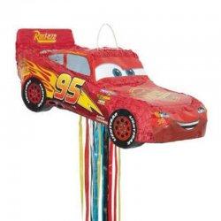 1 Piñata En Forma Cars