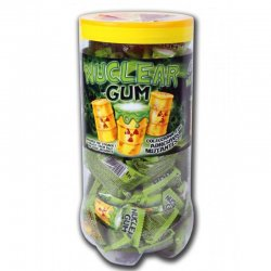 Chicles Nuclear Fini 50 uds