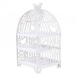 Stand Jaula de Pájaros para Cupcake