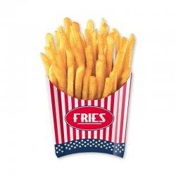 4 Recipientes para Patatas Fritas
