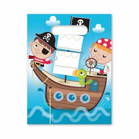 d3dd46256 Bolsitas Pirata Infantil | Golosinas, Gominolas y Chicles Baratos
