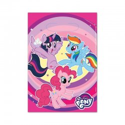 8 Bolsas de My Little Pony