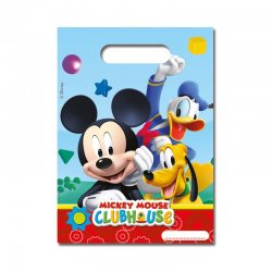 6 Bolsas de Mickey Mouse