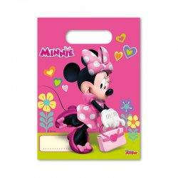 6 Bolsas de Minnie Rosa