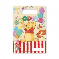 6 Bolsas de Winnie the Pooh