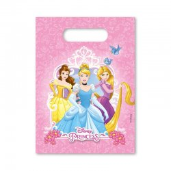 6 Bolsas de Princesas Disney