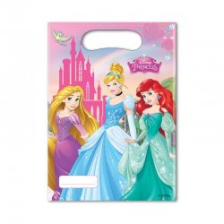 6 Bolsas de Princesas Dream Disney