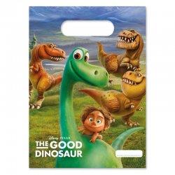 6 Bolsas Dinosaurios