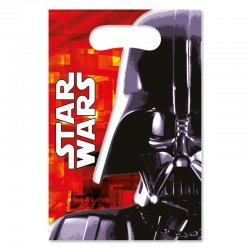 6 Bolsas Star Wars