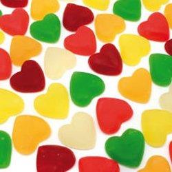 chuches corazones colores
