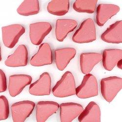 Chuches corazon rosa