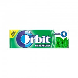 Orbit Hierbabuena Gragea Sin Azúcar