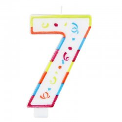 Vela Grande Nº 7