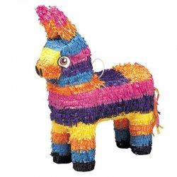 Piñata Burro Colorines