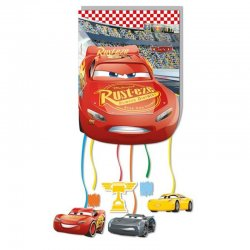 Piñata Silueta Cars 3