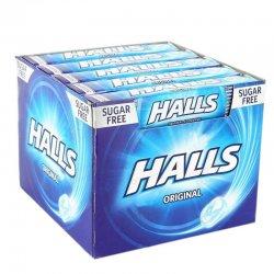 Halls Originales Sin Azúcar