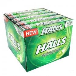 Halls de Menta Sin Azúcar
