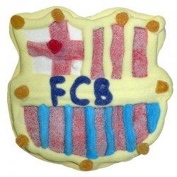 Pastel de Chucherías Barça 400 grs