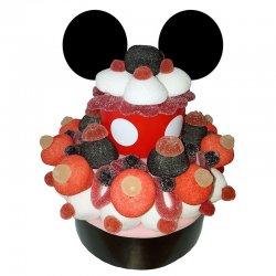 Tarta de Chucherías Mickey 600 grs