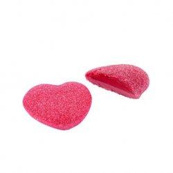 chuches corazon de fresa
