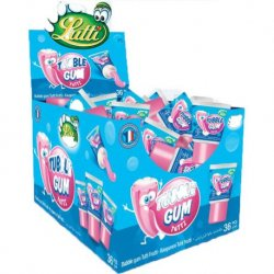 Chicles Tubby Gum 36 uds