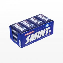 Caramelos Smint Peppermint 12 paquetes