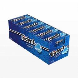 Chicles Trident de Menta Fresh 24 paquetes