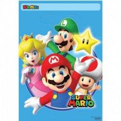 8 Bolsas Mario Bros