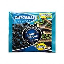 Caramelos Dietorelle de Regaliz 800 gr