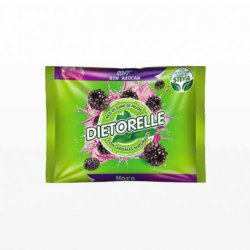 Caramelos Dietorelle de Mora 800 gr