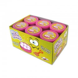 Chicles Sweettoys Pica Sidral de Fresa 24 paquetes