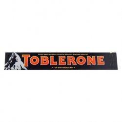 Chocolate Toblerone Negro 20 paquetes
