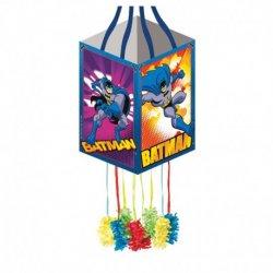 1 Piñata De Batman Cuadrada