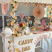 Accesorios para Candy Bar