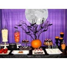 Mesa Dulce Halloween