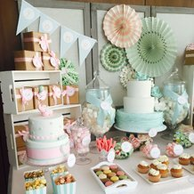 Mesa Dulce Baby Shower