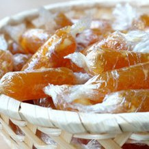 Caramelos de Jengibre