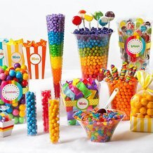 Chuches para Candy Bar