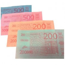 Billetes de Chuches